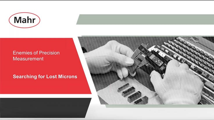 Enemies of Precision Measurement webinar