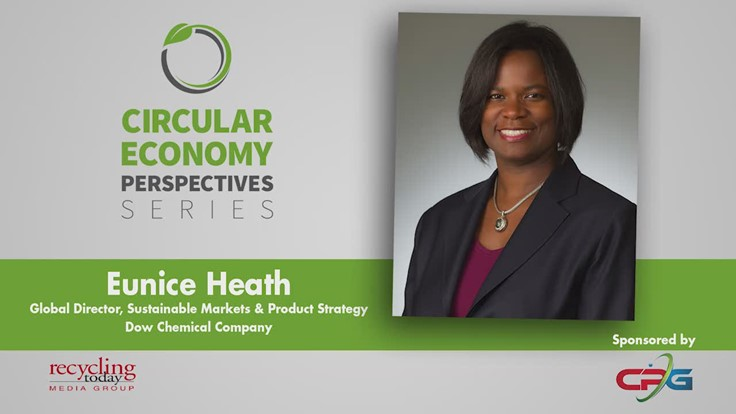 Circular Economy Perspectives Podcast: Eunice Heath