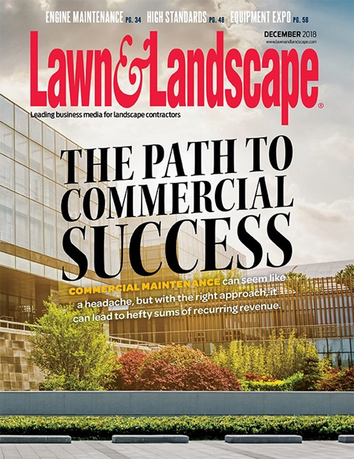 Breaking in. Commercial landscape ... - Lawn & Landscape - Leading Business News, Resources For Contractors