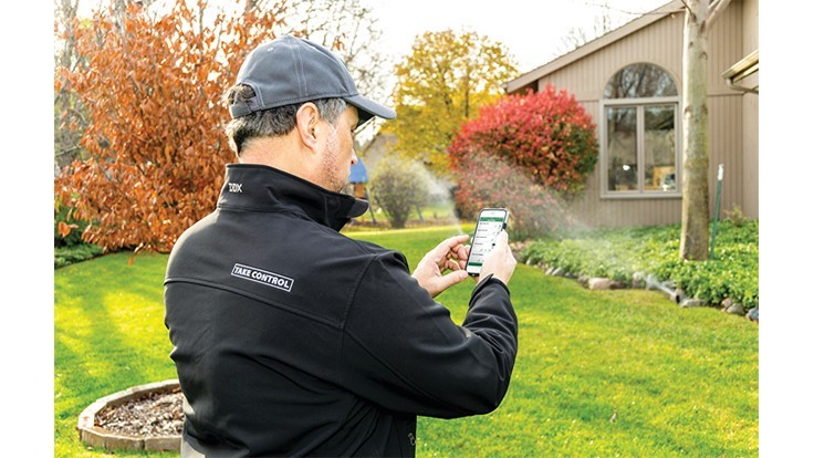 Getting smart with latest irrigation tech