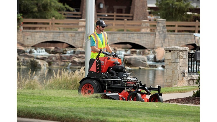 Stand-on mowers could provide the right combination - Lawn & Landscape - Leading Business News, Resources For Contractors
