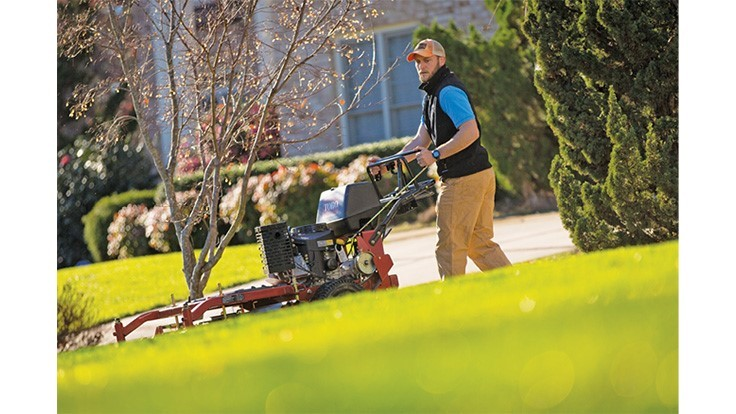 Walk-behind mower still an industry staple
