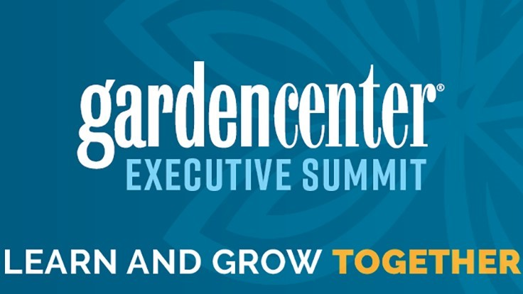 You're invited: Announcing the  Garden Center  Executive Summit