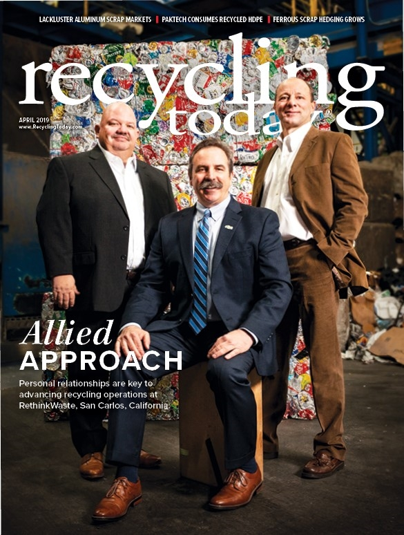 301f12a18 Recycling Today - Industry news