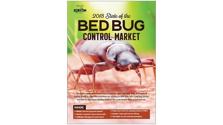 2018 State of the Bed Bug Control Market, Sponsored by Zoëcon Professional Products