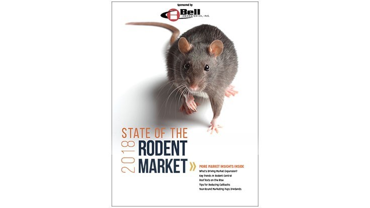 2018 State of the Rodent Report Market, Sponsored by Bell Laboratories, Inc.