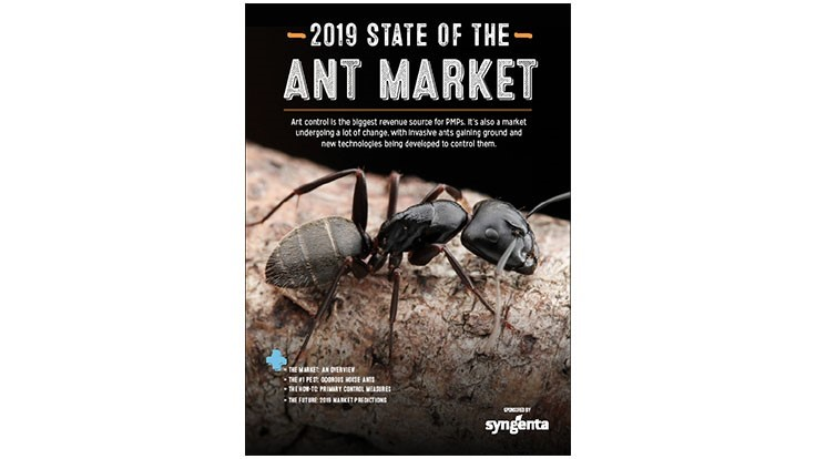 State of the Ant Market, Sponsored by Syngenta