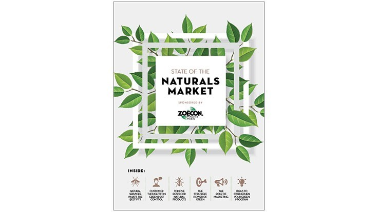 State of the Naturals Market, Sponsored by Zoëcon