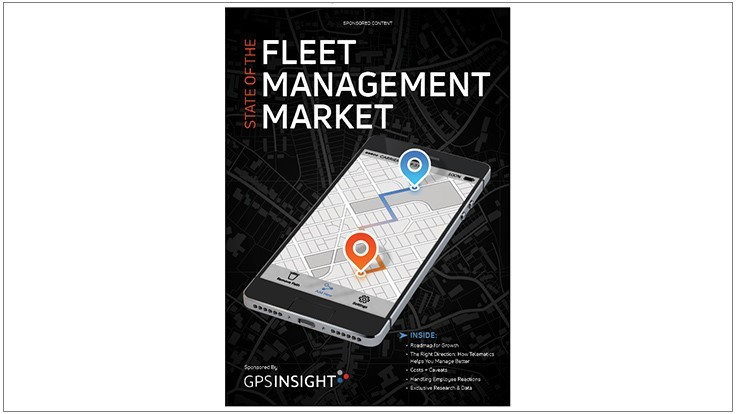 State of the Fleet Management Report, Sponsored by GPS Insight