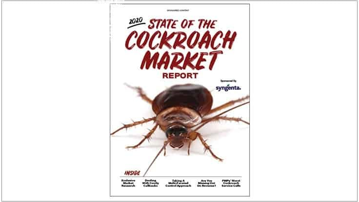 State of the Cockroach Market, Sponsored by Syngenta