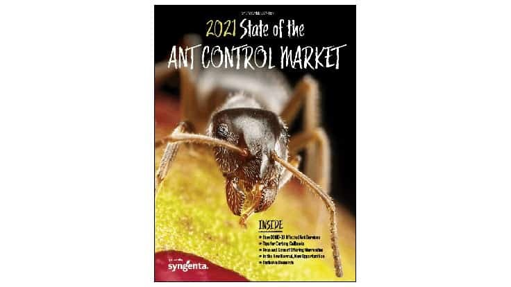 2021 State of the Ant Control Market, Sponsored by Syngenta