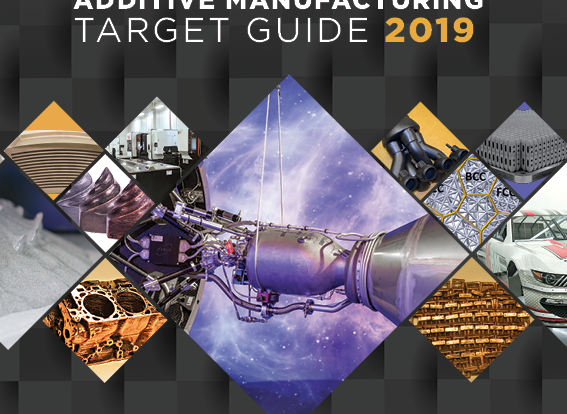 Additive Manufacturing Target Guide 2019