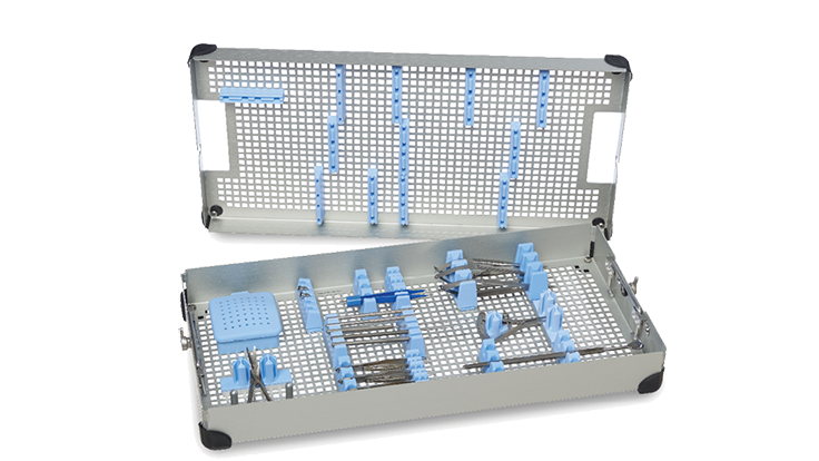 Surgical instrument protection trays - Today's Medical