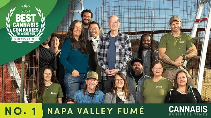 Napa Valley Fumé: Chicken Soup & Camaraderie Part of the Company Culture Recipe